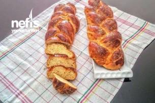 Paskalya Çöreği Yapımı Tarifi