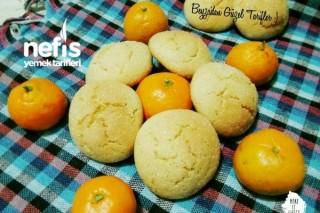 Margarinsiz Nişastalı Anne Kurabiyesi Tarifi