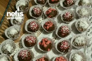 Çikolatalı Cakepops Tarifi