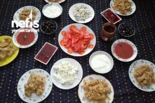 Görümcelerimle Kahvaltı Tarifi