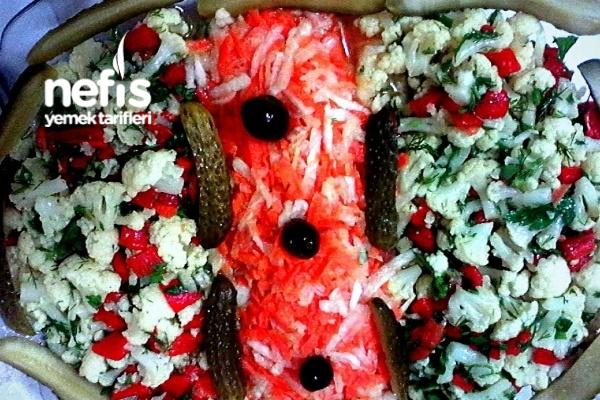 Kış Salatam