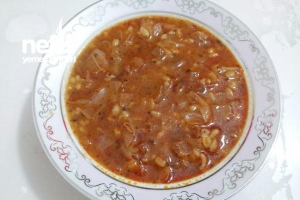 Leziz Beyaz Lahana Çorbası Tarifi