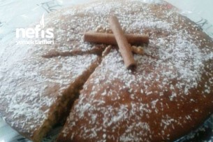 Cevizli Havuçlu Tarçınlı Kek Tarifi