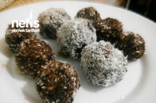 Çikolata Soslu Havuç Topları Tarifi