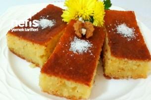 Portakal Aromalı Revani Tarifi