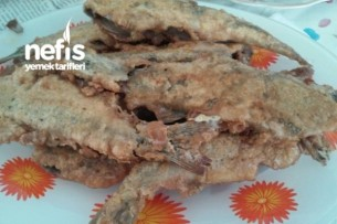 Kızarmış Balık (İnci Kefali ) Tarifi