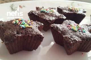 Mikrodalgada Cup Cake (4 Dk) Tarifi