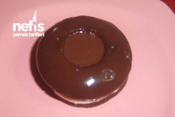 Donut Kek Tarifi