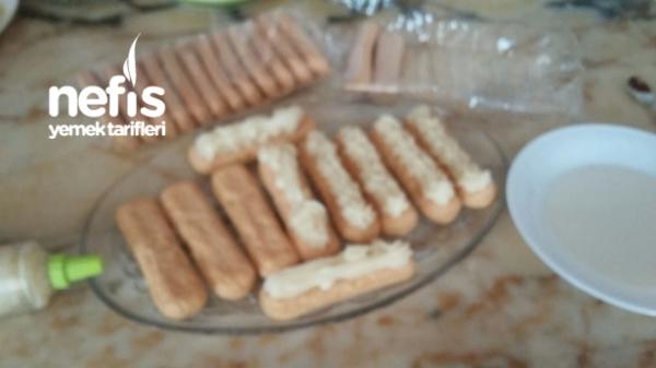 Yalancı Ekler Pasta
