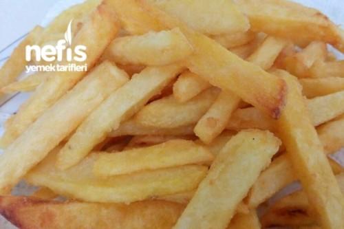 Çıtır Patates Kızartması Tarifi - meryemin tarifi - Nefis ...