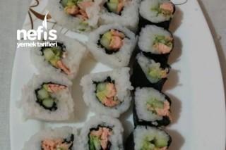 Suşi (sushi) Tarifi