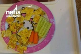 Bebek Omleti Ve Kahvaltı Tarifi