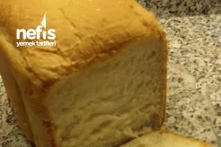 Sütlü Ekmek (Ekmek Makinasında) Tarifi