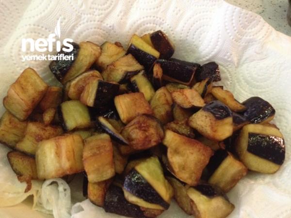 Patlıcanlı Tencere Kebabı