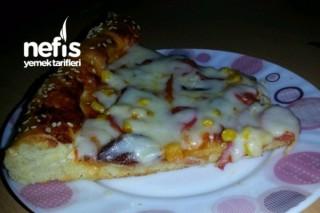 Dominosta Neymiş Enfes Pizza Tarifim