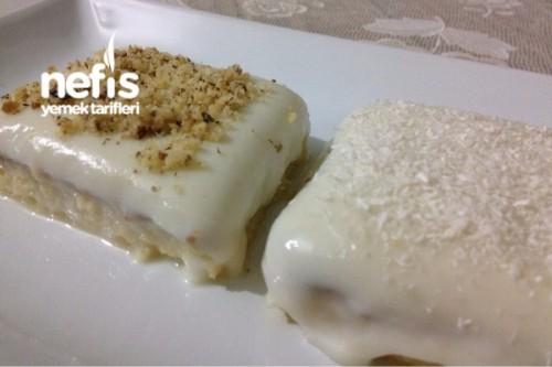 Gelin Pastası (Tam Kıvamında) Tarifi