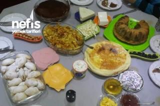 Kardeşimin Muhteşem Kahvaltı Sofrası Tarifi