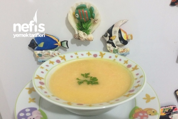 Çocuklara Balık Çorbası Tarifi