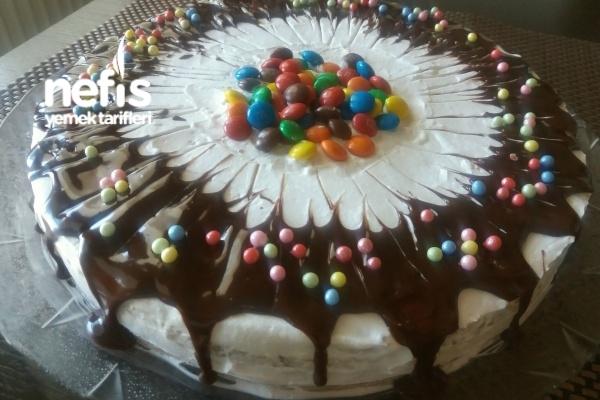 Kum Pastası ( Pesak Torta ) Tarifi