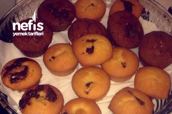 Nutelali Muffins