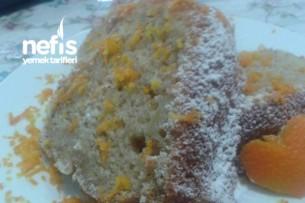 Portakallı Elmalı Kek Tarifi