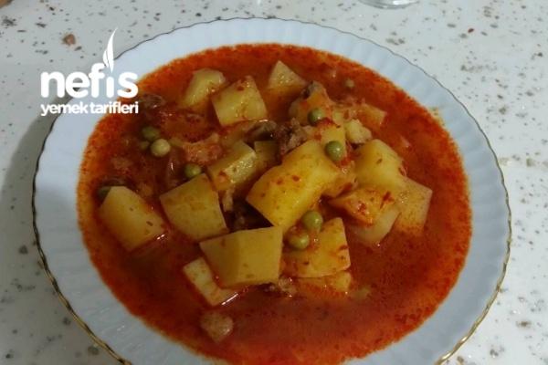 Etli Patates Sulusu Videosu 19
