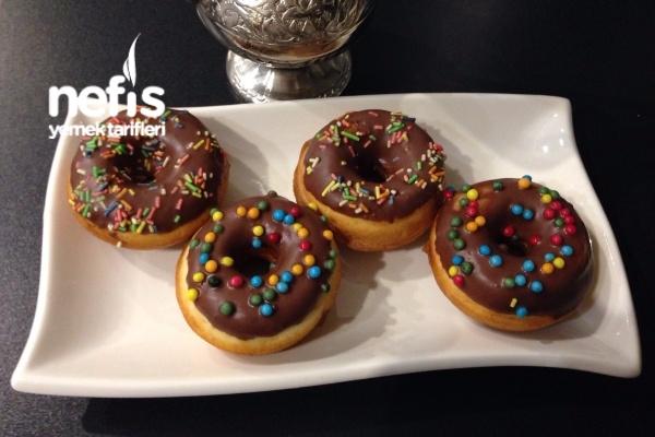 Makinada Mini Donut Tarifi