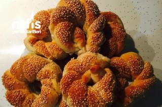 Pastahane Usulü Sütlü Simit Tarifi
