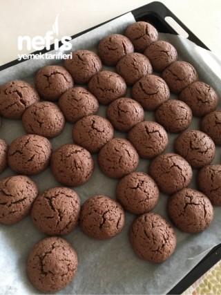 Yumuşak Brownie Kurabiye
