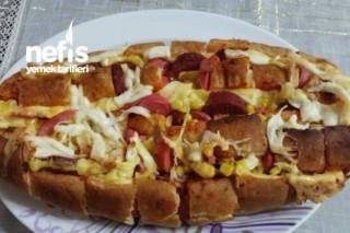Ekmek Arası Pizzam Tarifi
