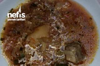 Borsh (Lahana Yemeği) Tarifi