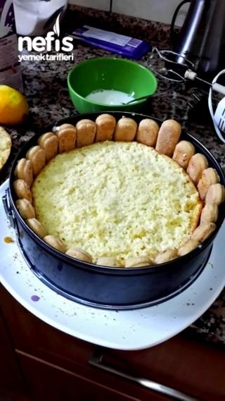 Balkabaklı Kedidilli Pasta