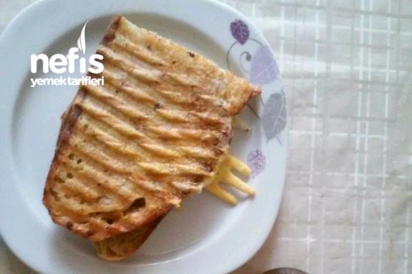 Bılyuto (Bıldırcın Yumurtalı Tost) Tarifi