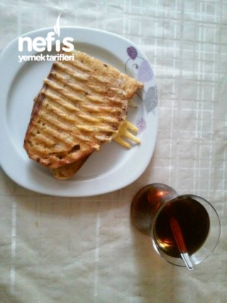 Bılyuto (Bıldırcın Yumurtalı Tost)
