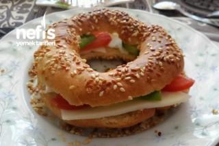 Kahvaltı Simidi Tarifi