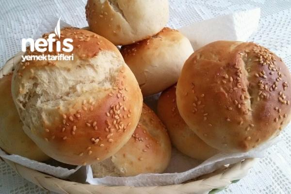 Küçük Ekmek Tarifi