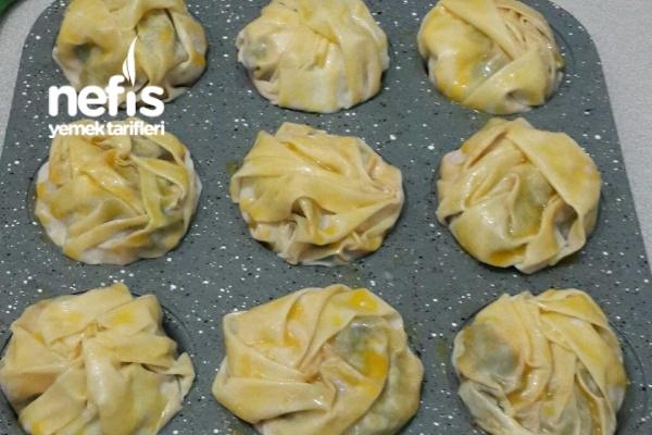 El Açması ıspanaklı Kol Böreği Videosu