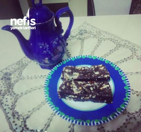 Chef Neslinin Mozaik Pastası