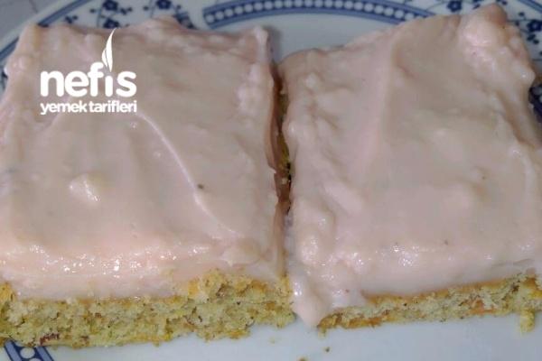 Havuçlu Kek (Kremalı) Tarifi
