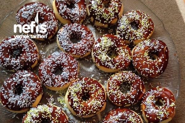 Kolay Donutlar Tarifi