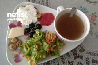 Diyet Kahvaltım 2 Tarifi