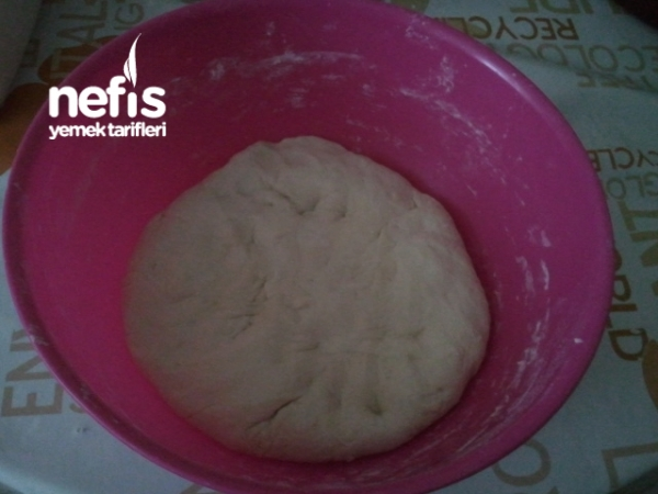 Haşhaş Ezmeli kabarık Ekmekler