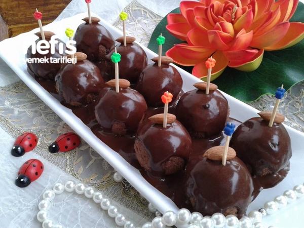 Çikolatalı Rokoko Topları