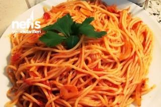 Favori Spagettim Tarifi