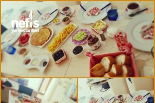 Kahvaltı Menümüz :) Tarifi