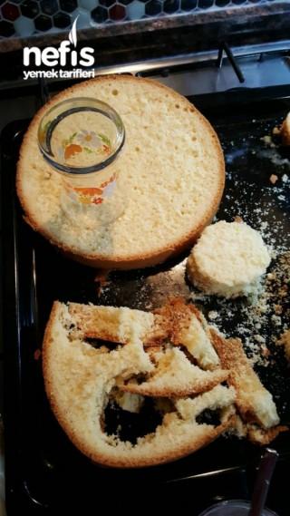 Kremoleli Kubbe Pasta