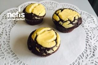 Starbucks Double Chocolate Muffin Tarifi