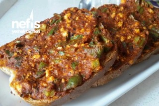 Dilim Pizza (Ekmekler Değerlensin) Tarifi