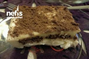 Kakaolu Bisküvili Tatlı Tarifi