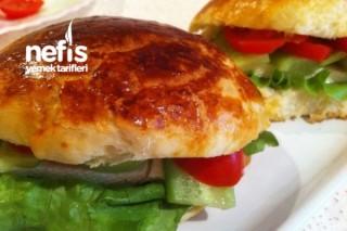 Pastane Sandviçi Tarifi